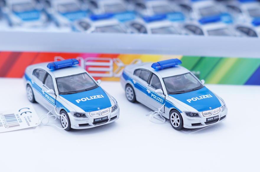 Poliisiauto BMW