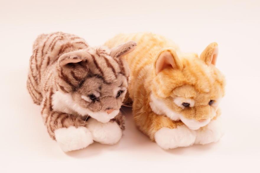 Kissa makaava 2-laj. 42 cm UT