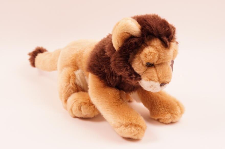 Leijona istuva 27 cm UT