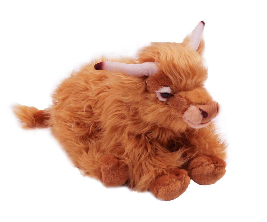 Ylämaankarjan Lehmä 26cm